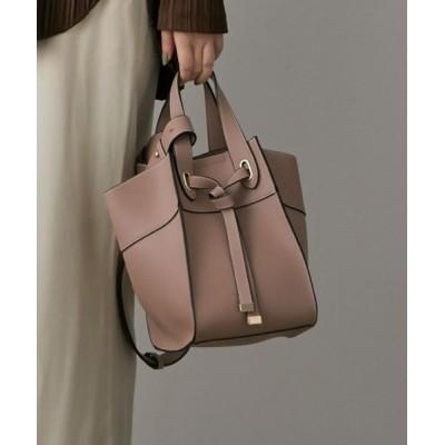 ViS / 【一部予約商品】【新色追加】【マルチWAY】フロントタイバッグ WOMEN バッグ > ショルダーバッグ