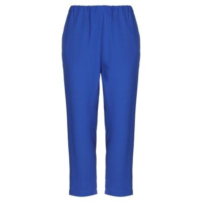 マルニ MARNI パンツ ブルー 46 58% レーヨン 42% アセテート パンツ
