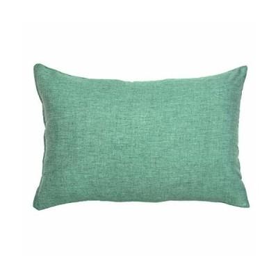 メリーナイト ピローケース グリーン 43×63cm イージーケア 枕カバー 「シャンブレー」 FF16100-53