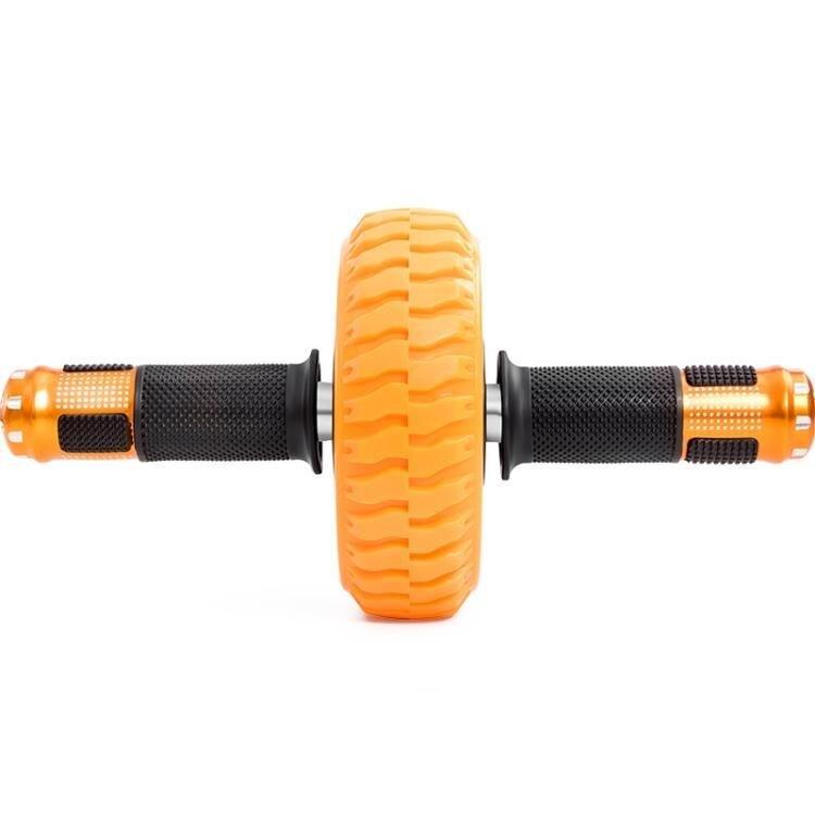 健腹輪 軸承單輪腹肌輪男肌肉訓練滾輪家用健身器材女士運動瘦肚子【免運】