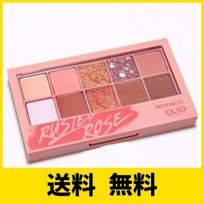 クリオ プロアイパレット Clio Pro Eye Palette (#05 Rusted Rose) [並行輸入品]