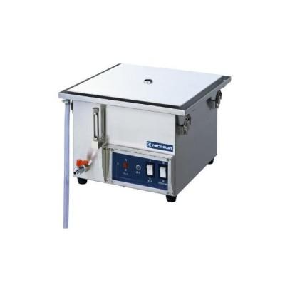 電気蒸器(卓上タイプ・手動給水式) 業務用 NES-351 ニチワ電機 幅390×奥行400×高さ270 送料無料
