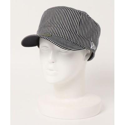 帽子屋ONSPOTZ / ニューエラ ミリタリー ワークキャップ NEWERA WM-01 MILITARY WORK CAP MEN 帽子 > キャップ