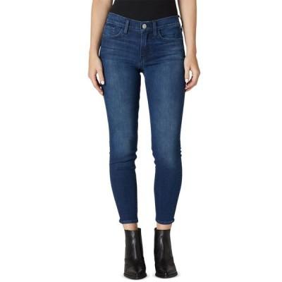 ハドソンジーンズ レディース デニムパンツ ボトムス Nico Mid-Rise Super Skinny Ankle Jeans