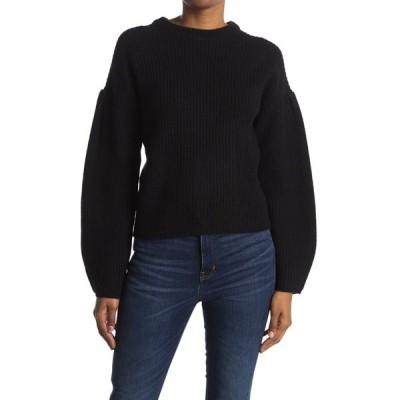 360カシミア レディース ニット&セーター アウター Ambrose Crew Neck Sweater BLACK