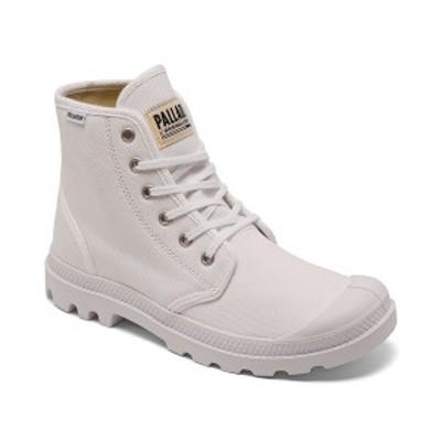 パラディウム レディース スニーカー シューズ Women's Pampa Hi Originale High Top Sneaker Boots from Finish Line White, White