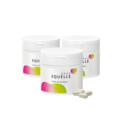 大塚製薬 エクエル 112粒×3個  ボトルタイプ エクオール