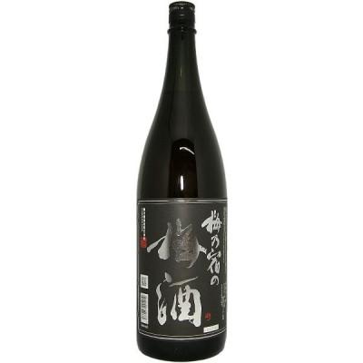 梅乃宿 梅酒 黒ラベル 1.8L