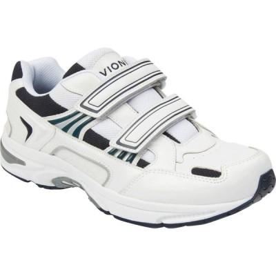 バイオニック VIONIC メンズ シューズ・靴 Albert White Leather