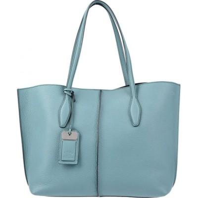 トッズ TOD'S レディース ハンドバッグ バッグ handbag Slate blue
