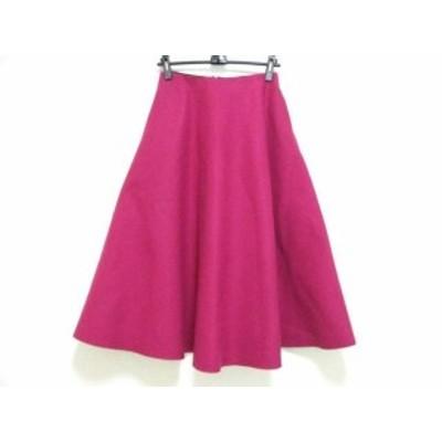 シートーキョー SHE Tokyo ロングスカート サイズ38 M レディース - ピンク【中古】20210205
