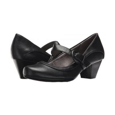 LifeStride ライフストライド レディース 女性用 シューズ 靴 ヒール Rozz - Black