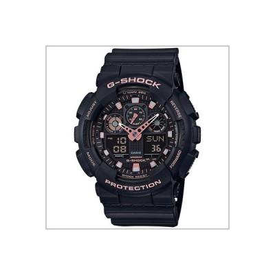 海外カシオ 海外CASIO 腕時計 GA-100GBX-1A4 G-SHOCK ジーショック クオーツ メンズ