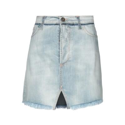 メルシー ..,MERCI デニムスカート ブルー 26 コットン 100% デニムスカート