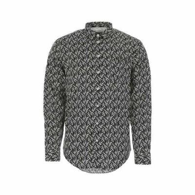 ミッソーニ メンズ シャツ トップス Missoni Chevron Patterned Shirt -
