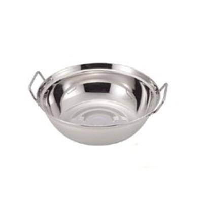 【両手鍋 ステンレス】パール金属 PEARL METAL NEW だんらん ステンレス製 もつ鍋 26cm キッチン用品