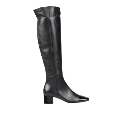 ジャンヴィト・ロッシ GIANVITO ROSSI ブーツ ブラック 36 牛革(カーフ) ブーツ