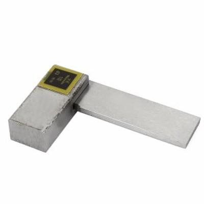 uxcell 直角定規 スクエア定規 完全スコヤ 測定ツール L型 90度 63mm x 40mm