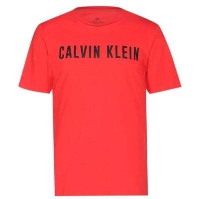 カルバンクライン シャツ メンズ トップス Logo Short Sleeved T Shirt