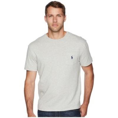 ラルフローレン メンズ シャツ トップス Short Sleeve Crew Neck Pocket T-Shirt Taylor Heather