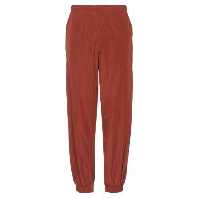 A-COLD-WALL* パンツ 赤茶色 L ポリエステル 100% パンツ