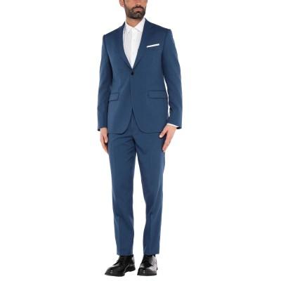 CITY TIME スーツ ブルー 50 ポリエステル 100% スーツ