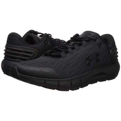 アンダー アーマー UA Charged Rogue メンズ スニーカー 靴 シューズ Black/Black/Black