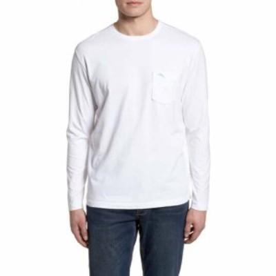 トミー バハマ TOMMY BAHAMA メンズ Tシャツ トップス New Bali Skyline T-Shirt White