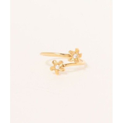 con affetto / K18 PINKY Ring WOMEN アクセサリー > リング