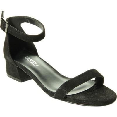 ヴァネリ VANELi レディース サンダル・ミュール アンクルストラップ シューズ・靴 Hadaya Ankle Strap Sandal Black Prague Shimmer