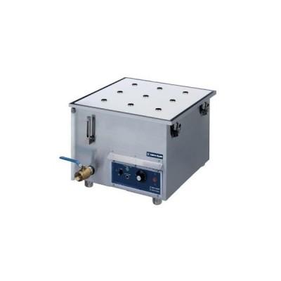 電気蒸器(卓上タイプ) 業務用 NES-459-3 ニチワ電機 幅500×奥行550×高さ340 送料無料