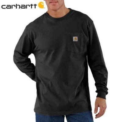 【Carhartt】(カーハート) カーハート 長袖 ロンT WORKER POCKET LS T-SHIRTS K126