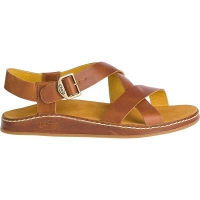 チャコ Chaco レディース サンダル・ミュール シューズ・靴 Wayfarer Sandal Ochre