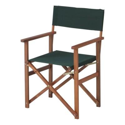 2脚セット ディレクターチェア 折りたたみ 木製 ガーデン カフェ ディレクターズ 折り畳み コンパクト 椅子 イス チェア アウトドア山 海 川
