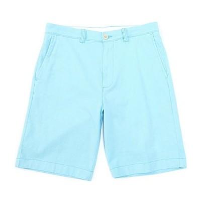 ラウンドトゥリーアンドヨーク メンズ ハーフパンツ・ショーツ ボトムス 11 Inseam Flat-Front Stretch Washed Chino Shorts