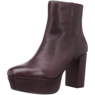 [アシナガオジサン] ブーツ 6701231 レディース ワイン 23.5 cm
