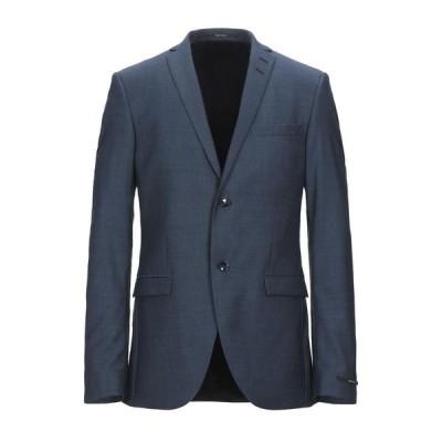 TIGER OF SWEDEN テーラードジャケット  メンズファッション  ジャケット  テーラード、ブレザー ダークブルー
