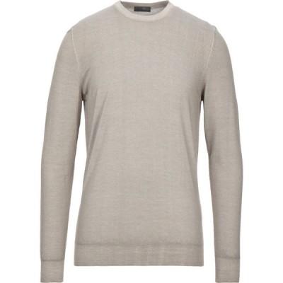 ドルモア DRUMOHR メンズ ニット・セーター トップス Sweater Dove grey