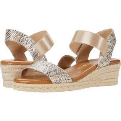 アン クライン Anne Klein レディース サンダル・ミュール ウェッジソール シューズ・靴 Cara Wedge Sandal