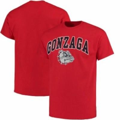 Fanatics Branded ファナティクス ブランド スポーツ用品  Gonzaga Bulldogs Red Campus T-Shirt