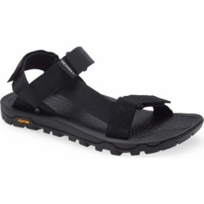 メレル MERRELL レディース サンダル・ミュール シューズ・靴 Breakwater Sandal Black