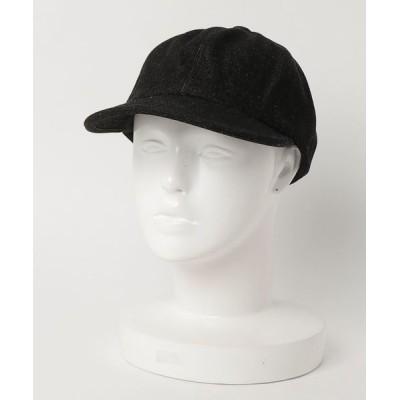polcadot / デニムCAP WOMEN 帽子 > キャップ