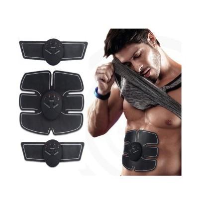 トレーニング用品  電池式 ポータブル筋肉トレーナー 男女兼用 インテリジェントemsフィットネス