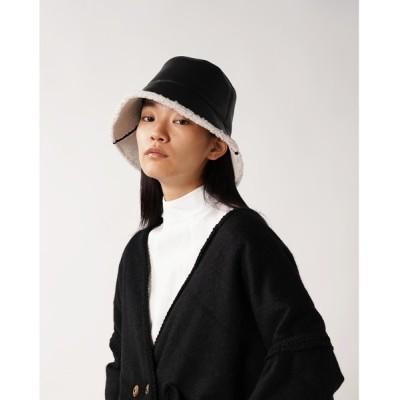 MIDWEST / La Maison de Lyllis POT MOUTON WOMEN 帽子 > ハット