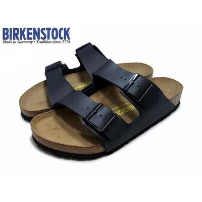 ビルケンシュトック アリゾナ メンズ レディース BIRKENSTOCK BLACK ブラック 051791 MENS&LADIES 幅:NORMAL サンダル