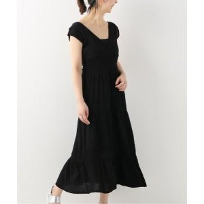 スピック&スパン(Spick & Span)/レディスワンピース(【FELICITE APPAREL】 Smocked Dress)