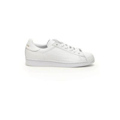 ADIDAS/アディダス White Adidas superstar pure lt sneakers レディース 春夏2020 FV3352 ik