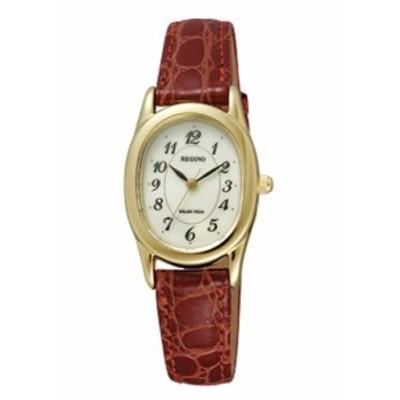 【送料無料】【ラッピング無料】シチズン時計 REGUNO(レグノ)レディースソーラー腕時計 RL26-2092C【***特別価格***】