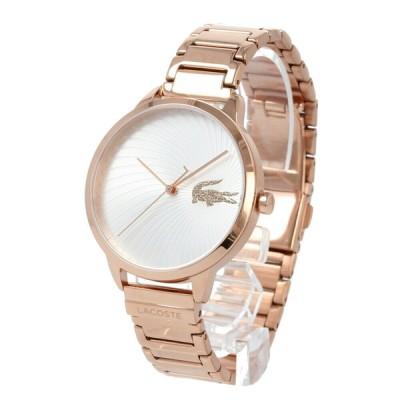 LACOSTE ラコステ 腕時計 時計 クオーツ レディース アナログ レザー 防水 カジュアル シンプル 仕事 就活 大人 2001060