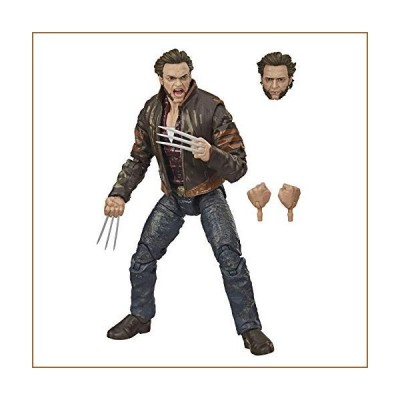 Hasbro Marvel Legends Series X-Men Wolverine 6-inch Collectible Action Figure Toy, Includes 3 Accessories, Ages 14 and Up【並行輸入品